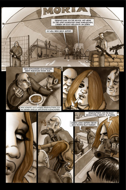 Michael Feldmann Hades-Syndrom - Der freie Wille Seite 4