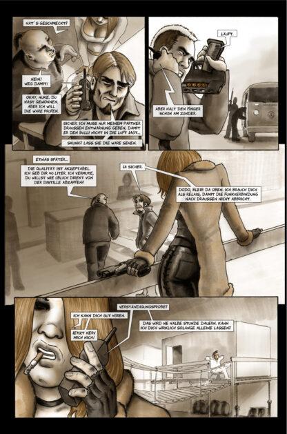 Michael Feldmann Hades-Syndrom - Der freie Wille Seite 5