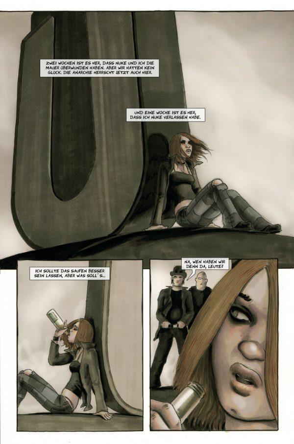 Seite 1 Hades-Syndrom - Epitaph 1 Michael Feldmann
