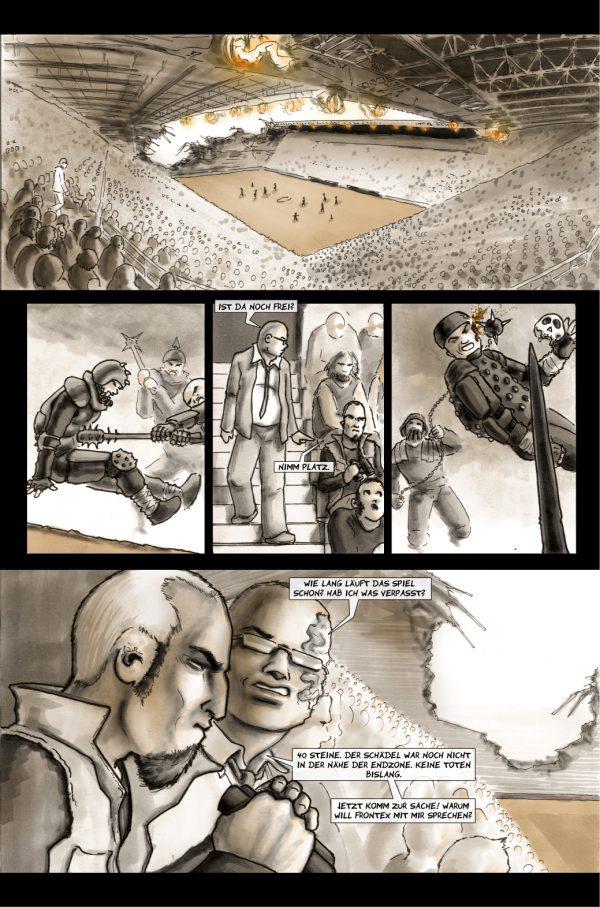 Seite 2 Hades-Syndrom - Epitaph 2 Michael Feldmann