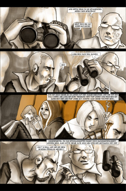 Seite 3 Hades-Syndrom - Epitaph 2 Michael Feldmann