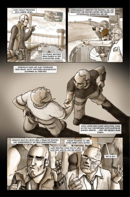 Seite 5 Hades-Syndrom - Epitaph 2 Michael Feldmann
