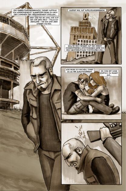 Seite 6 Hades-Syndrom - Epitaph 2 Michael Feldmann