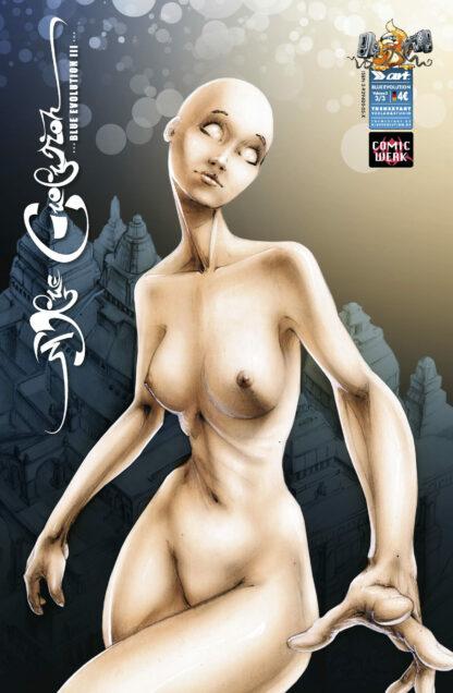 Blue Evolution Vol 3 Nr 3 Cover