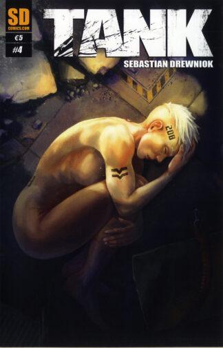 Sebastian Drewniok TANK 4 Cover