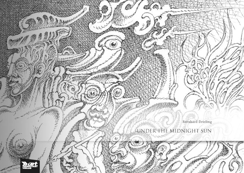 Bernhard Drieling Under The Midnight Sun Cover