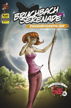 Bruchbach Serenade 1 Variant Cover