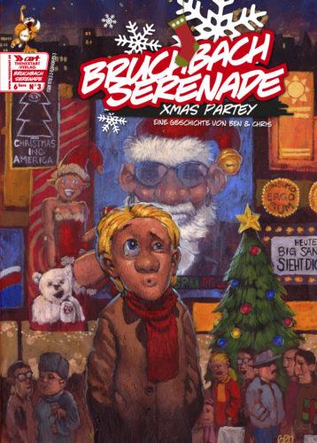 Bruchbach Serenade 3 Cover
