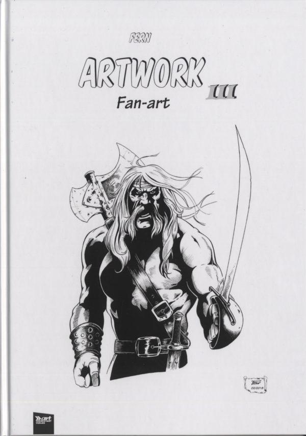 Fern Artwork III Cover