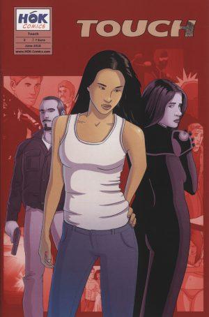 HOK Comics Touch 3 Retail Englisch