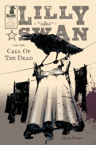 Matt Fynch Lilly Swan 3 Call Of The Dead Cover