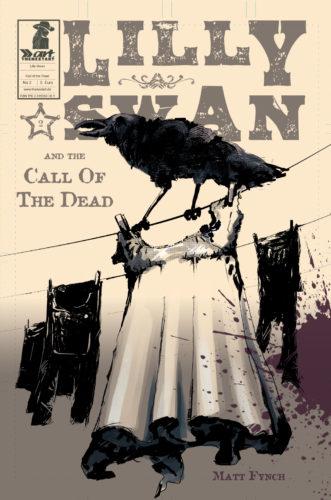 Matt Fynch Lilly Swan 3 Call Of The Dead Cover