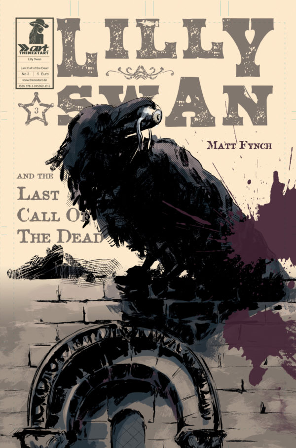 Matt Fynch Lilly Swan 3 Last Call Of The Dead Cover