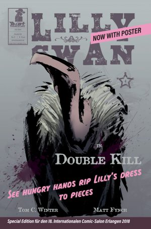 Matt Fynch Lilly Swan 4 Double Kill Cover