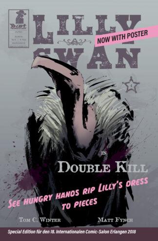 Matt Fynch Lilly Swan 4 Double Kill Cover