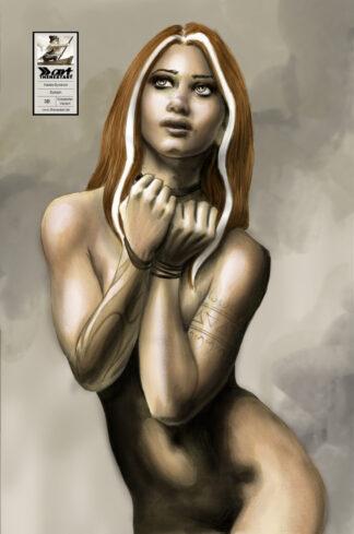 Michael Feldmann Hades-Syndrom Epitaph 3 Cover Kickstarter Variant