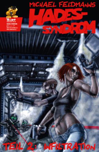 Michael Feldmann Hades Syndrom Vol 1 2 Cover