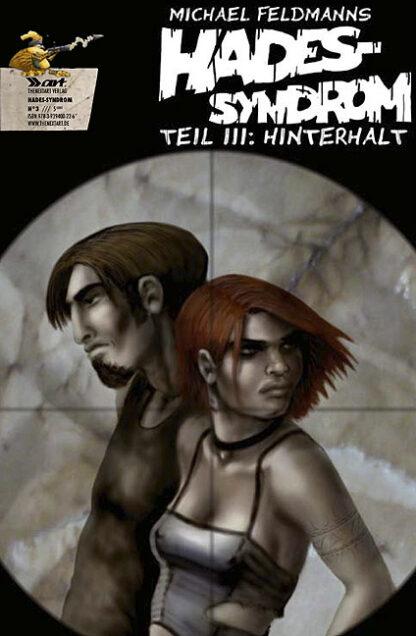 Michael Feldmann Hades Syndrom Vol 1 3 Cover