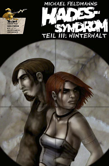 Michael Feldmann Hades Syndrom Vol 1 3 Cover