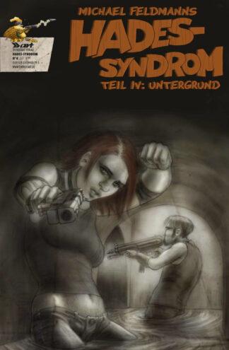 Michael Feldmann Hades Syndrom Vol 1 4 Cover
