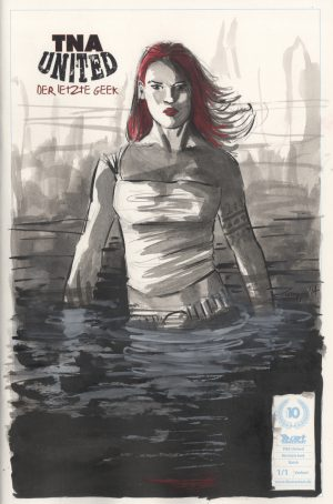 TNA United Der letzte Geek Cover E Sketch Cover Tomppa 2
