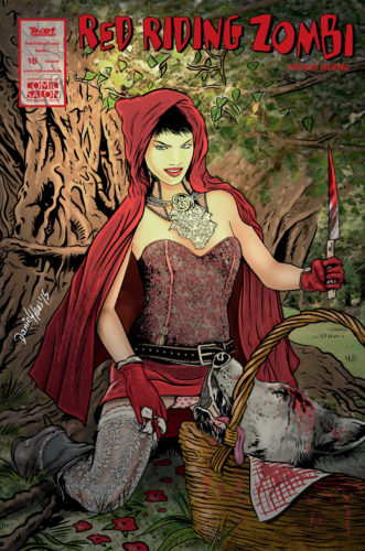 Thomas Hering Red Riding Zombi B CVR Daniel Haas