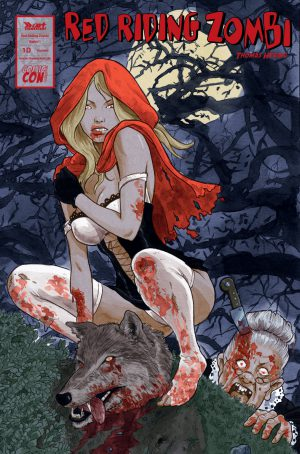 Thomas Hering Red Riding Zombi D CVR Marco Schüller