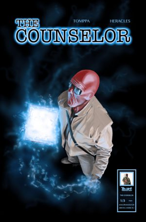 Tomppa Robert Heracles The Counselor 1 Cover