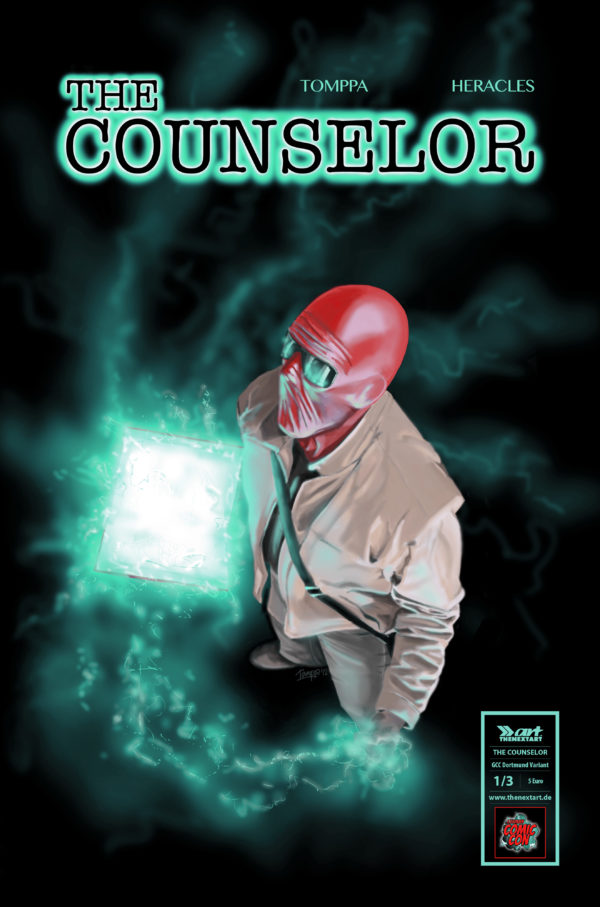 Tomppa Robert Heracles The Counselor 1 GCC Variantcover