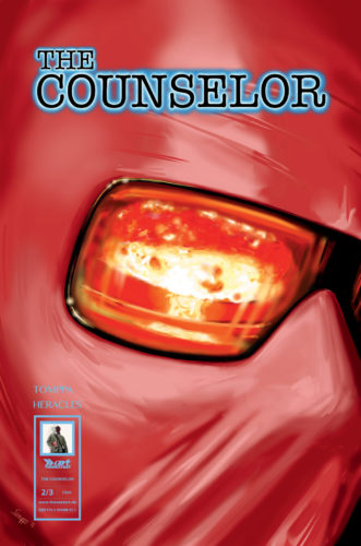 Tomppa Robert Heracles The Counselor 2 Cover