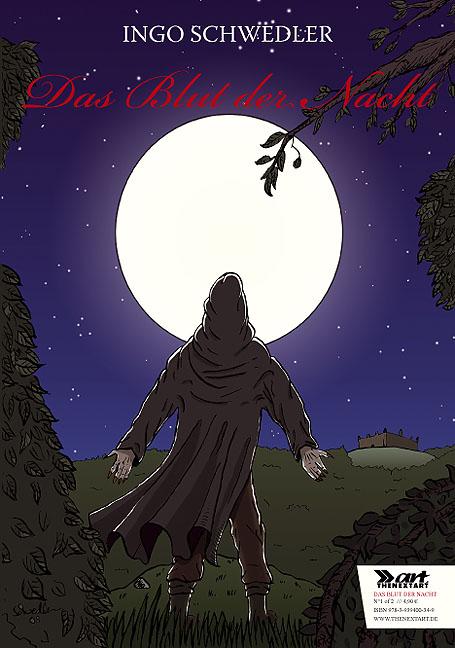 Ingo Schwedler Das Blut der Nacht Teil 1 Cover