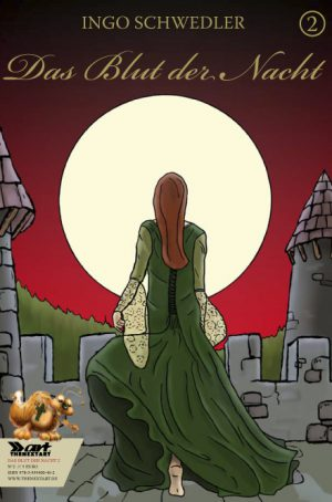 Ingo Schwedler Das Blut der Nacht Teil 2 Cover