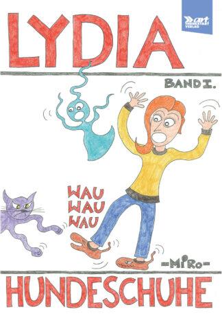 Lydias Hundeschuhe Cover