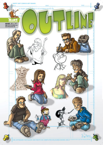 Outline 1 Cover