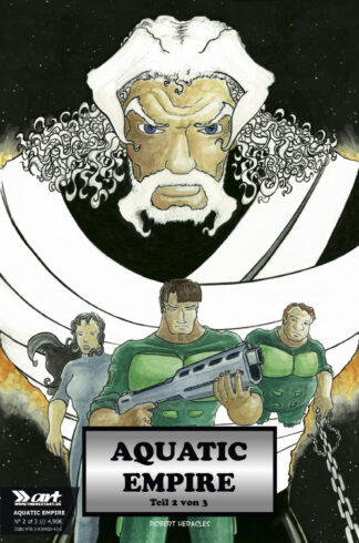 Robert Heracles Aquatic Empire 2 Cover