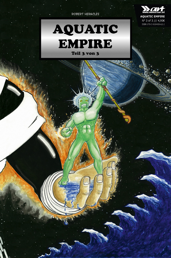 Robert Heracles Aquatic Empire 3 Cover
