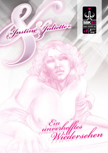 SBK83 Justine Juliette 1 Cover