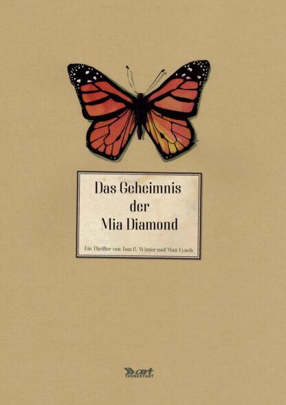Das Gehemnis der Mia Diamond Matt Fynch Cover