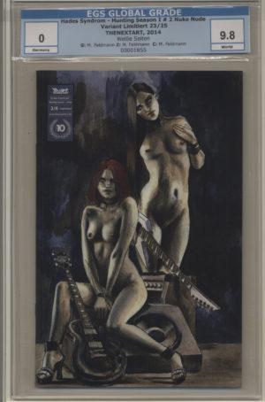 Hades-Syndrom Hunting Season 2 Nuke Nude EGS 1855
