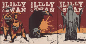 Matt Fynch Lilly Swan Triptychon Cover Set