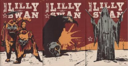 Matt Fynch Lilly Swan Triptychon Cover Set