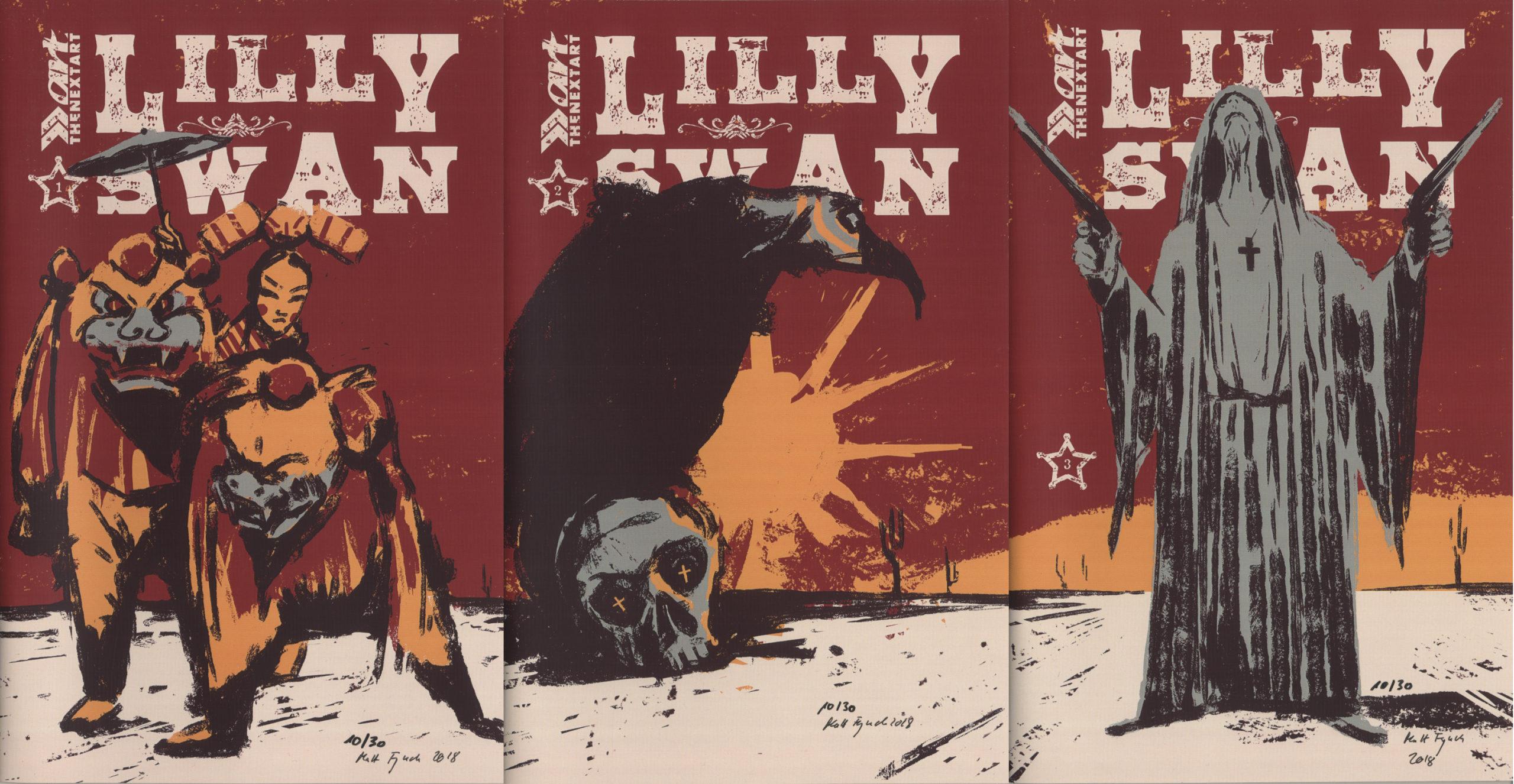 Lilly Swan Trip Komplett Matt Fynch