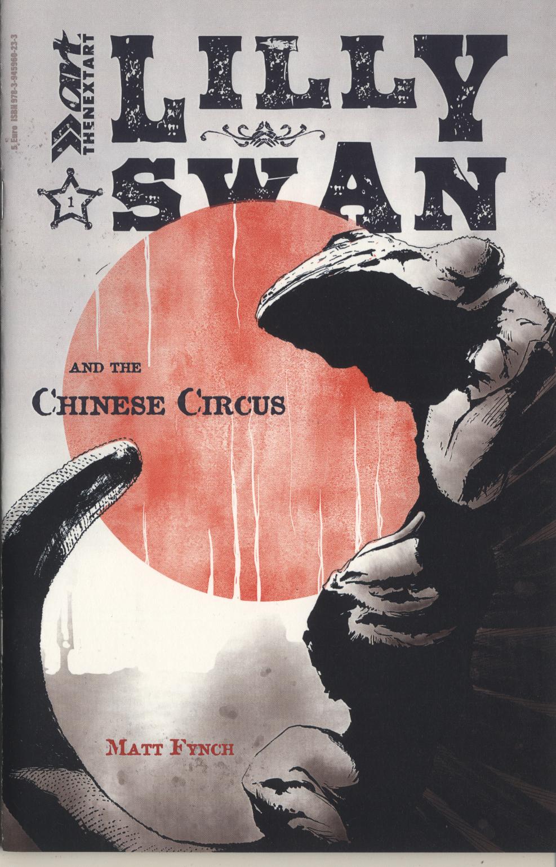 Lilly Swan 1 CVR A2