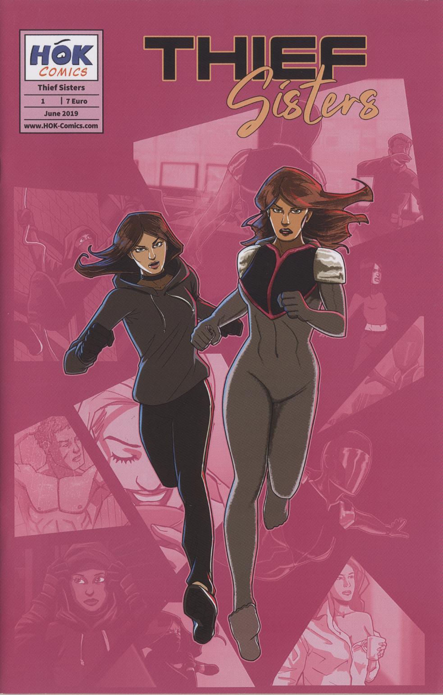 Thief Sisters 1 HOK Cover Reg Englisch