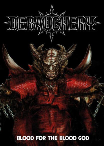 Debauchery Cover Blodd for the Blodd God