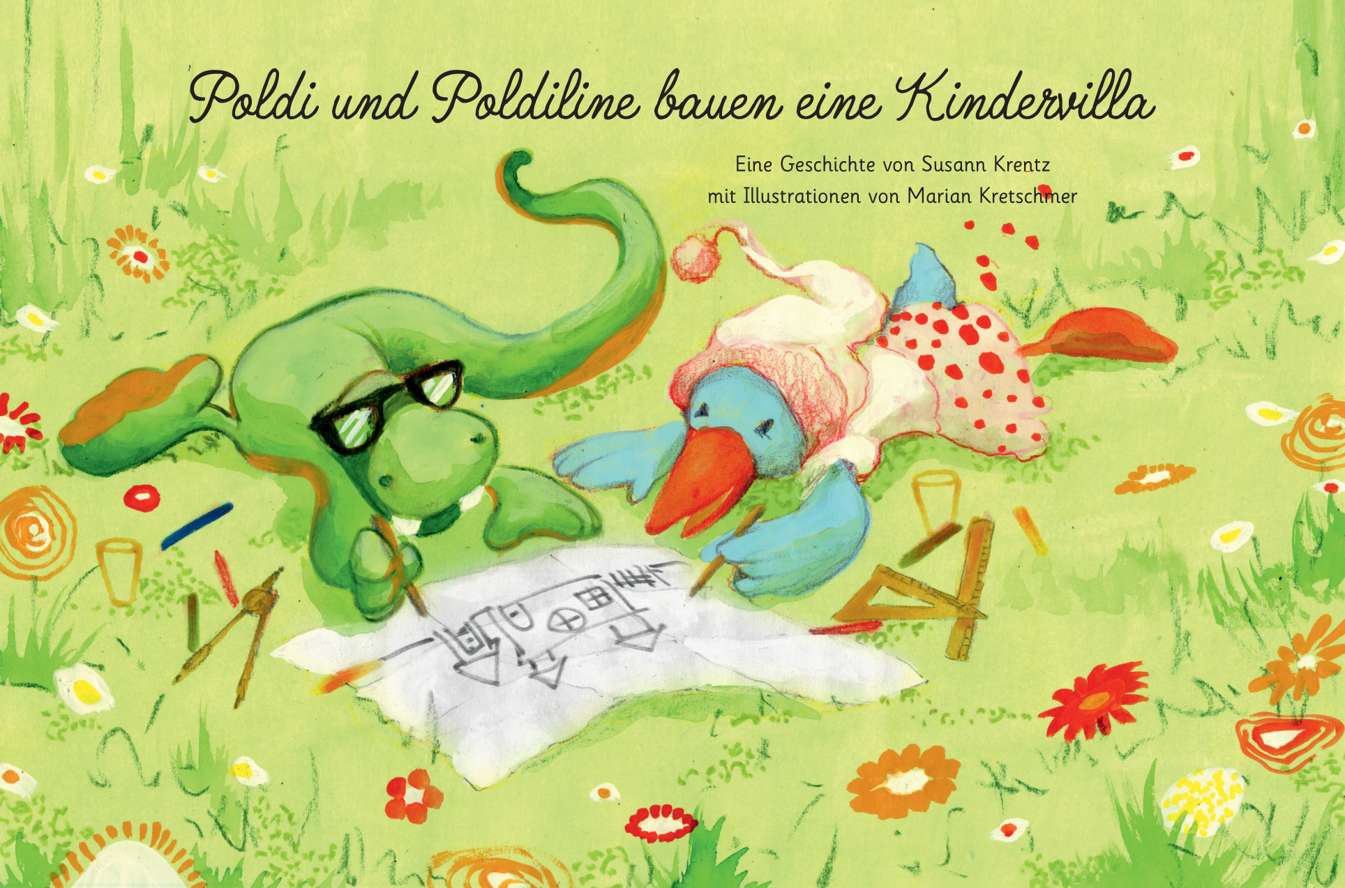 Cover Poldi und Poldiline 150