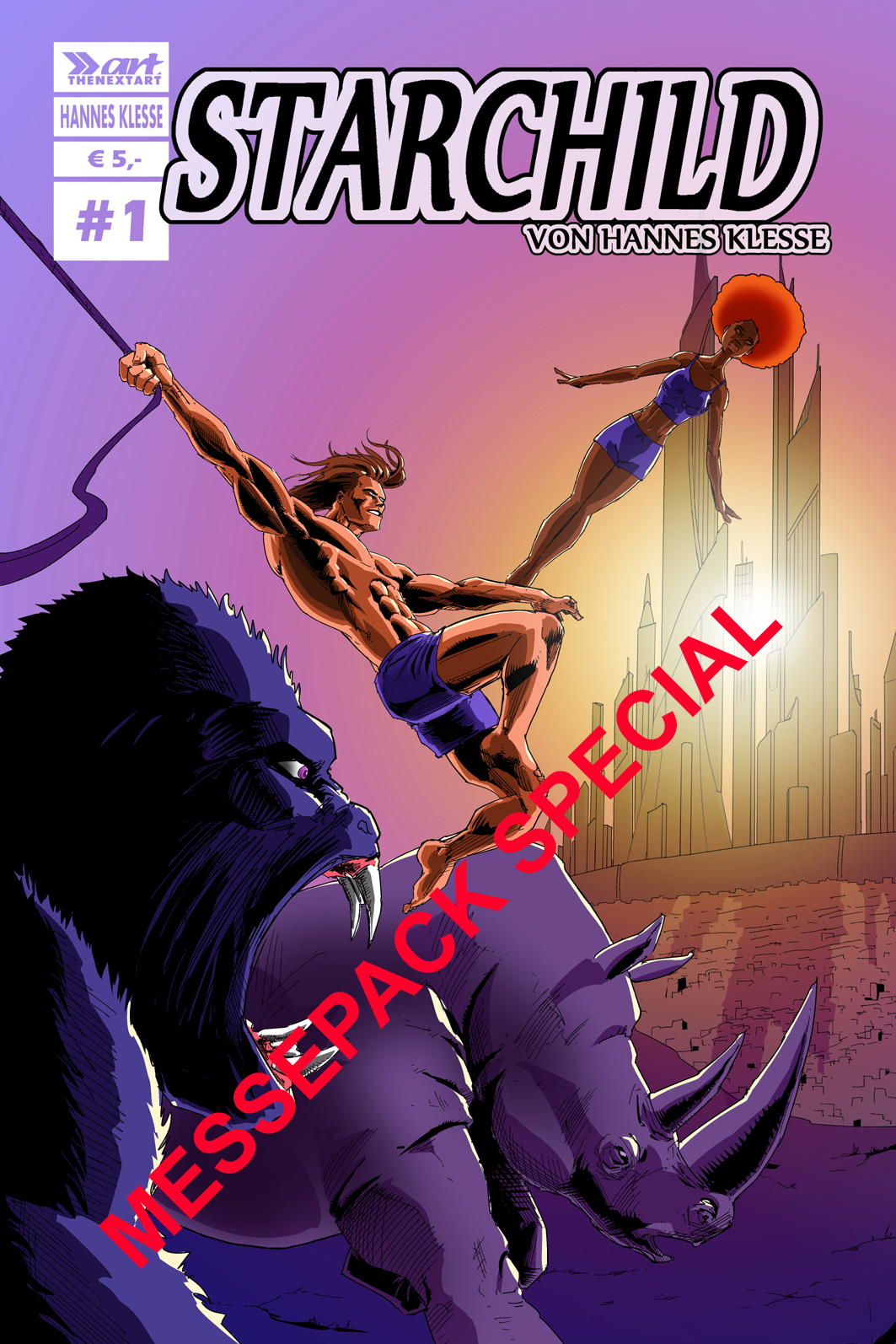 cover starchild 1 150 Special